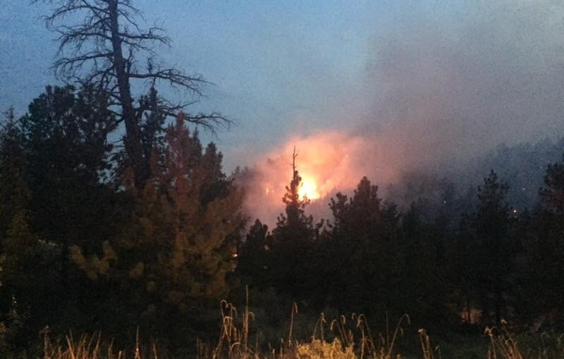 Wildfires and CommonSense