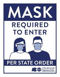 No Mask. No Service. It'sSimple